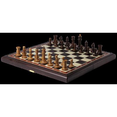 Шахматы турнирные венге Стаунтон 4.5