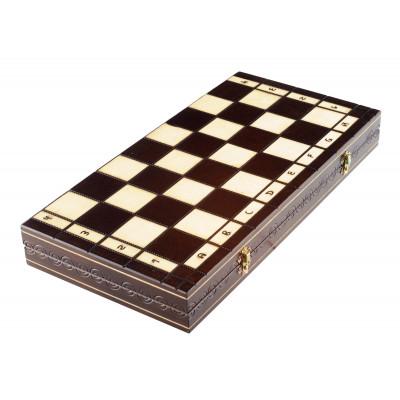 Шахматная доска польская 50 см