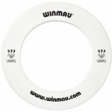 Защитное кольцо для мишени Winmau Dartboard Surround (белого цвета)