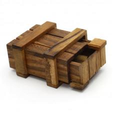"""Головоломка """"Магический ящик"""" (Thai wood)"""