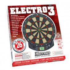 Электронный Дартс Harrows Electro 3