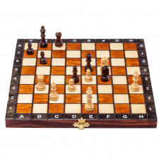 Шахматы, нарды, шашки малые Мадон