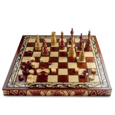 Шахматы, нарды, шашки Большой турнир