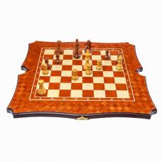 Шахматы, нарды, шашки Турнирные махагон
