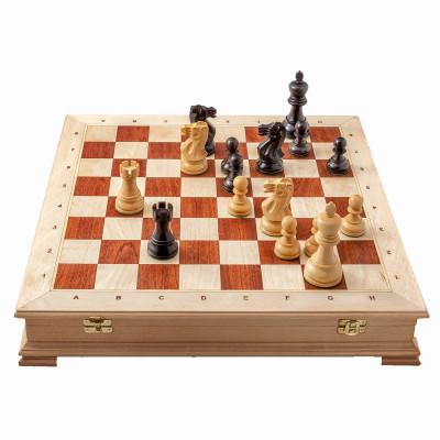 Шахматы Эндшпиль люкс береза