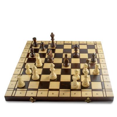 Шахматы Шашки «Фигурные» Мадон