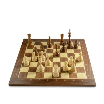 Шахматы Нескладные «Бастион Орех» 4.5