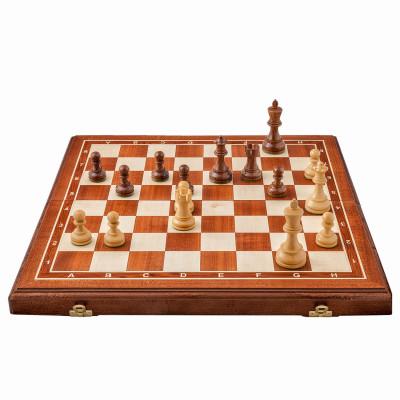Шахматы Эндшпиль Махагон большие