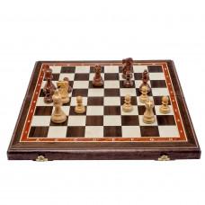 Шахматы Эндшпиль венге большие