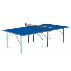 Стол теннисный Start Line Hobby (с колесами, без сетки)