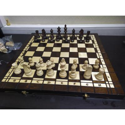 Шахматы Нарды Шашки королевские большие
