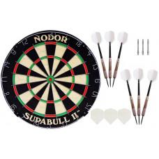 Комплект для игры в Дартс Nodor Home (начальный уровень)