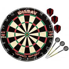 Комплект для игры в Дартс Winmau Base (начальный уровень)