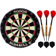 Комплект для игры в Дартс Nodor Basic (начальный уровень)
