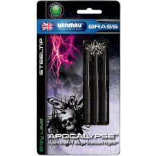 Дротики Winmau Apocalypse Brass steeltip 23gr (начальный уровень)