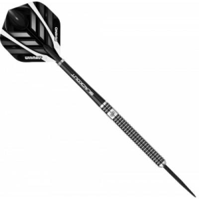 Дротики Winmau Blackout steeltip 24gr (профессиональный уровень)