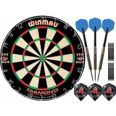 Комплект для игры в Дартс Winmau S400 (средний уровень)