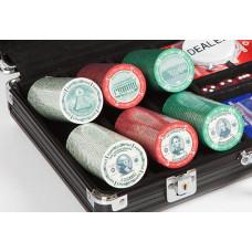 Набор для покера US Dollar на 300 фишек
