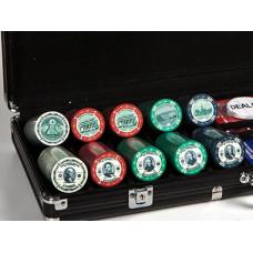 Набор для покера US Dollar на 500 фишек
