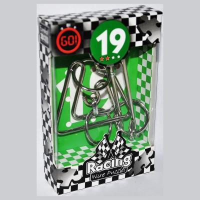 Мини головоломка Эврика 19 Mini Puzzle Eureka 19