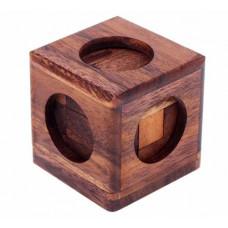 Головоломка Куб, 8 частей, 1 коробка