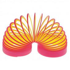 Пружинка Слинки неон 2х-цветная