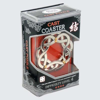 Головоломка Волна Cast Puzzle Coaster