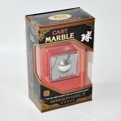 Головоломка Мрамор Cast Puzzle Marble