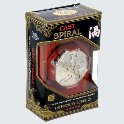 Головоломка Спираль Cast Puzzle Spiral