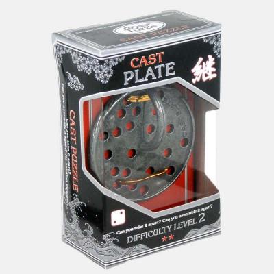 Головоломка Тарелка Cast  Puzzle Plate