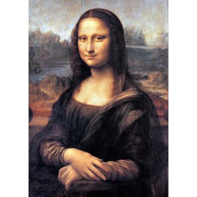 Пазл Мона Лиза Леонардо да Винчи (1000 элементов)