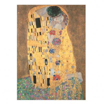 Пазл Поцелуй Климт (1000 элементов)