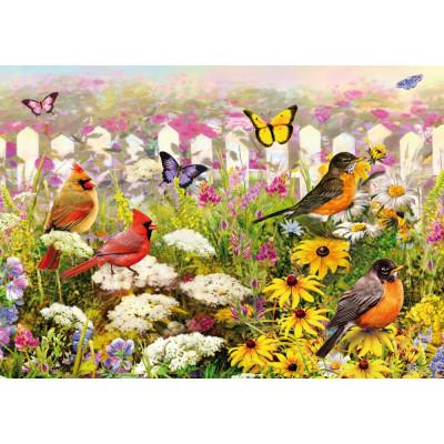 Пазл Птичий рай (1000 элементов)