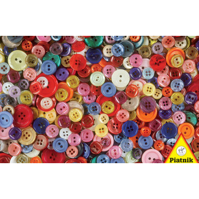 Пазл Пуговицы (1000 элементов)