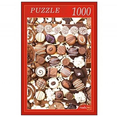 Пазл Шоколад (1000 элементов)
