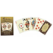 Игральные карты Рококо 36 листов