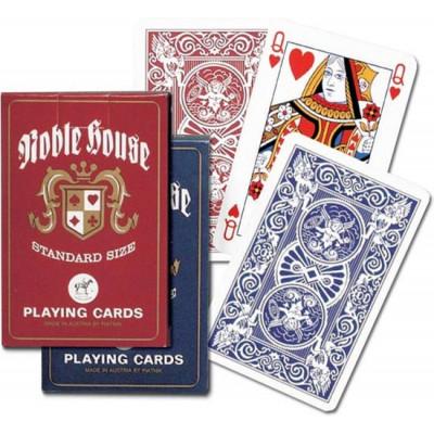 Игральные карты Ноубл Хаус 55 листов