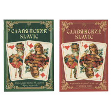 Игральные карты Славянские 36 листов