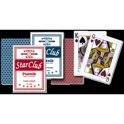 Игральные карты Стар Клуб 55 листов