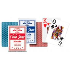 Игральные карты Клуб Стар (Джамбо Индекс) 55 листов