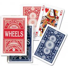 Игральные карты Круги Бридж 55 листов