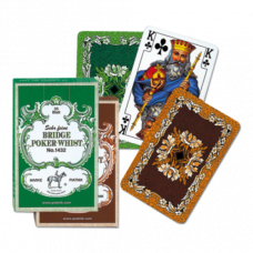 Игральные карты Бридж Покер-Вист 55 листов