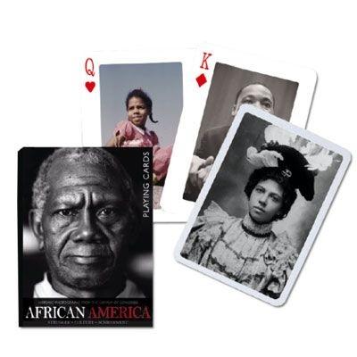 Коллекционные карты Афро-Америка 55 листов