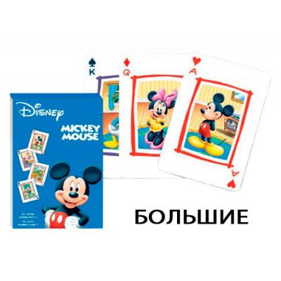 Коллекционные карты МИККИ МАУС 55 листов (Увеличенный размер 9х12 см)