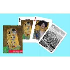 Коллекционные карты Экспонаты Дворец Бельведер - Вена 55 листов