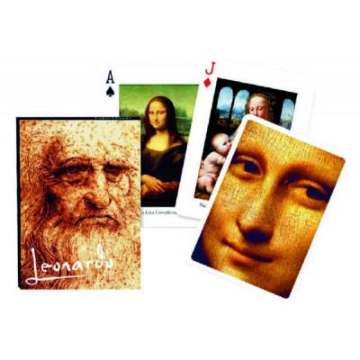Коллекционные карты Леонардо  55 листов