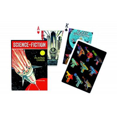 Коллекционные карты Научная фантастика  55 листов