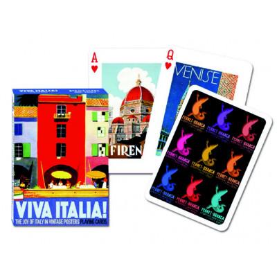 Коллекционные карты Виват Италия 55 листов