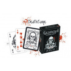 Коллекционные карты DeathGame 54 листа