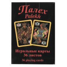 Игральные карты Палех 36 листов